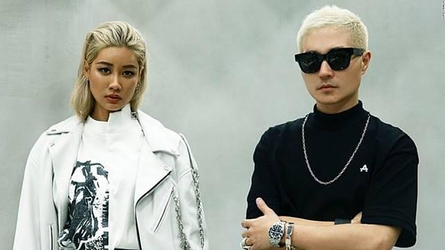 日本時尚品牌AMBUSH由夫妻關係的YOON(左)及VERBAL(右)於2008年所創立,最初主打推出誇張首飾設計為主,近年逐漸發展出成衣系列,品牌亦先後與Nike、Converse、GENTLE MONSTER及RIMOWA等等聯名,隨着YOON兩年前加盟DIOR MEN成為珠寶設計師,連帶AMBUSH品牌人氣亦持續上升。(互聯網)