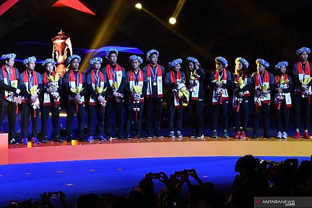 China juara Piala Sudirman, Indonesia raih perunggu