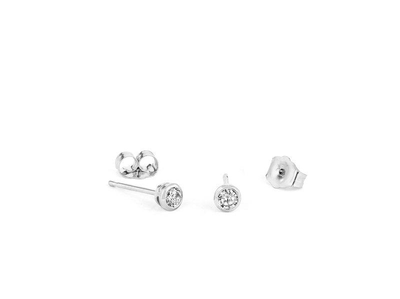 | Ethically Handcrafted · Designed by Bowrington Concept | 這個系列有戒指,耳環,項鍊和手鍊款式,將閃耀動人的鑽石依其最亮麗的圓形,只是為了凸
