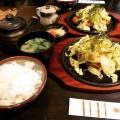 小とんかつ茶づけ - すずや 新宿本店,スズヤ シンジュクホンテン(歌舞伎町/天ぷら)のメニュー情報