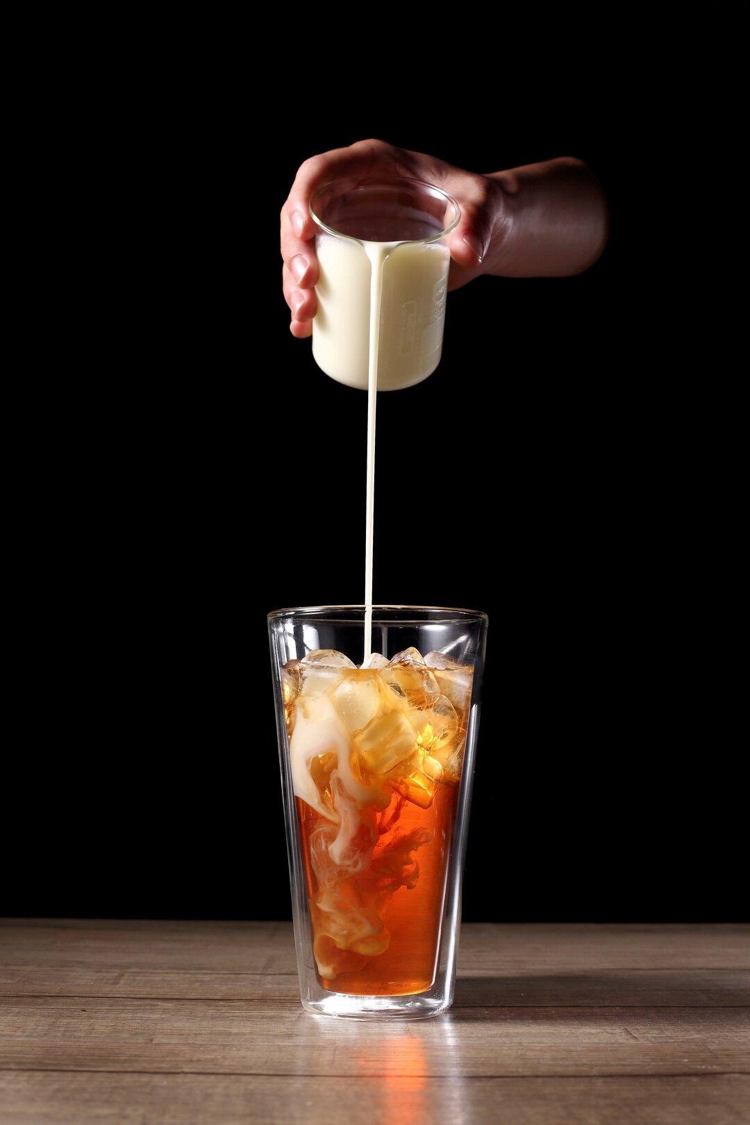 茶茶GO-斯里蘭琥珀鮮乳★電子票券