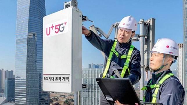 Bukan Huawei, Indonesia Justru Gandeng Perusahaan Ini untuk Kembangkan 5G. (FOTO: The Korean Times).