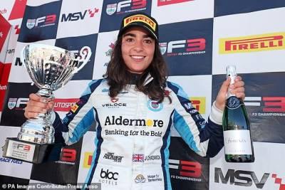 """Giải F1 dành riêng cho """"chị em"""" chính thức ra đời"""