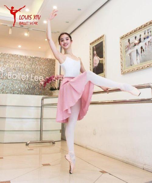 全館83折LOUIS XIV 芭蕾舞裙成人基訓服練功服教師長裙形體舞蹈服體操服女
