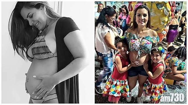 【新冠肺炎】巴西媽媽懷孕32周確診 緊急剖腹產子翌日病逝