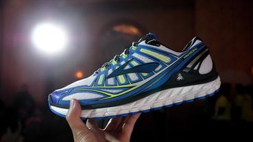百年旗艦 / 美國 BROOKS Transcend 頂級支撐跑鞋 全新發表登場