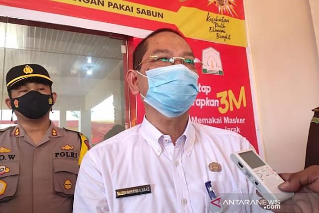 UPDATE COVID-19: Pasien Positif di Aceh Timur Meningkat
