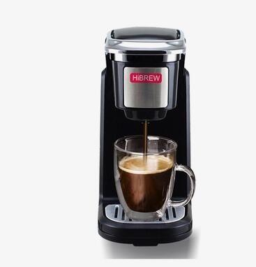 220V 膠囊咖啡機家用星巴克膠囊全自動迷你奶茶花茶出口原裝YXS 韓小姐的衣櫥