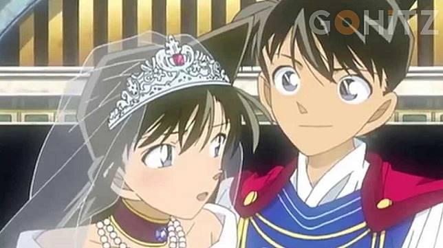 5 Pasangan Paling Bikin Baper Di Anime