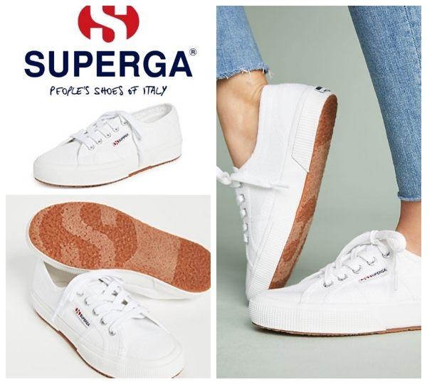 *義大利國民鞋n*以義大利聖殿蘇佩加為名「Superga」n*堪稱創造帆布鞋風潮的始祖之一