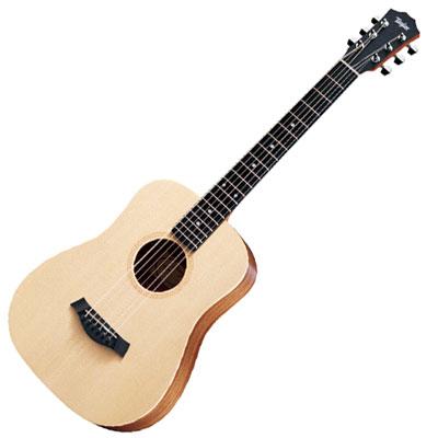 可愛小型旅行用民謠吉他可插音箱原廠公司貨商品品質有保障墨西哥廠製造