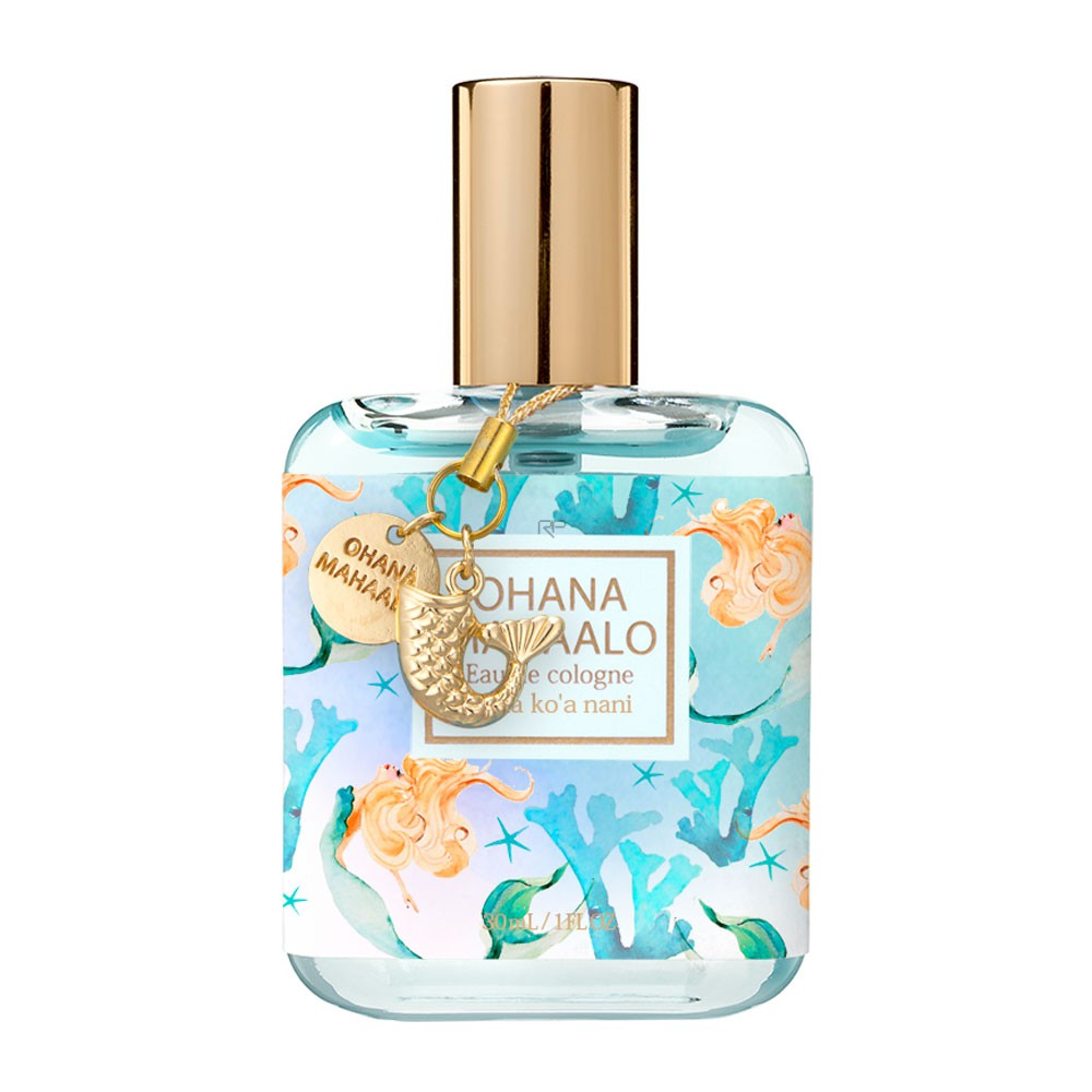 OHANA MAHAALO 藍海女神 輕香水30ml