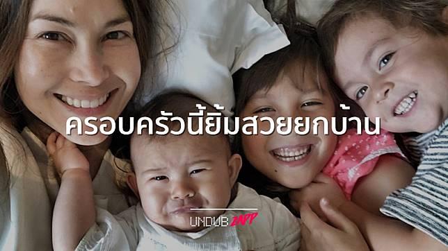 ยิ้มสวยทั้งบ้าน ไม่เชื่อดู! ส่องโมเมนต์สดใสชวนยิ้ม 'ครอบครัวบัทเทอรี่'