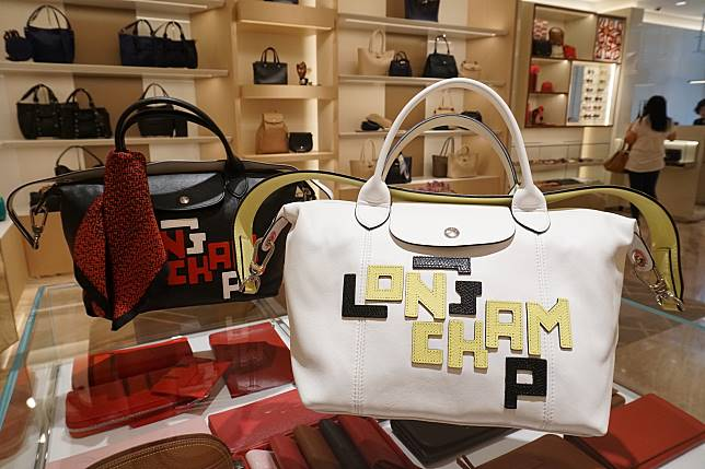 Le Pliage Cuir LGP Top Handle Bag($5,650)