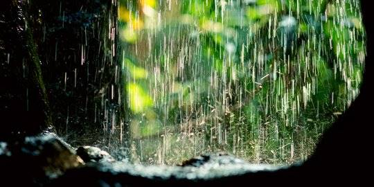 Hujan. shutterstock