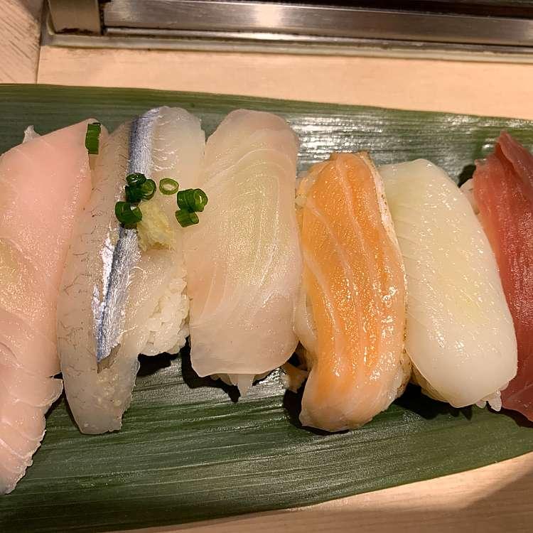 魚がし日本一立喰新宿西口店