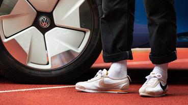 新聞分享 / 因為福斯汽車的一台新車 重啟 Nike 還不是 Nike 時的記憶