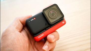 INSTA360 One R 拍攝錄影實測,同場加映 GoPro Hero 8 PK