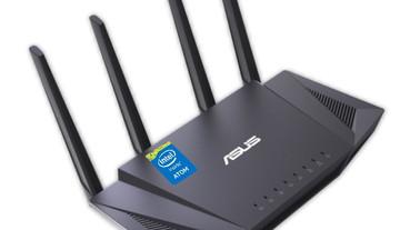 無線路由器 Atom Inside,Asus 發表使用 Intel 802.11ax/Wi-Fi 6 晶片組的 RT-AX58U