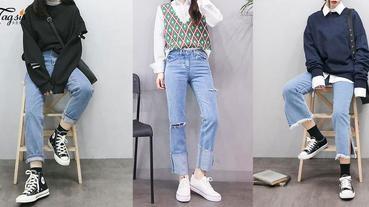 牛仔褲太緊/太鬆都可DIY解決!5個急救法,以後穿起來合身又舒服!
