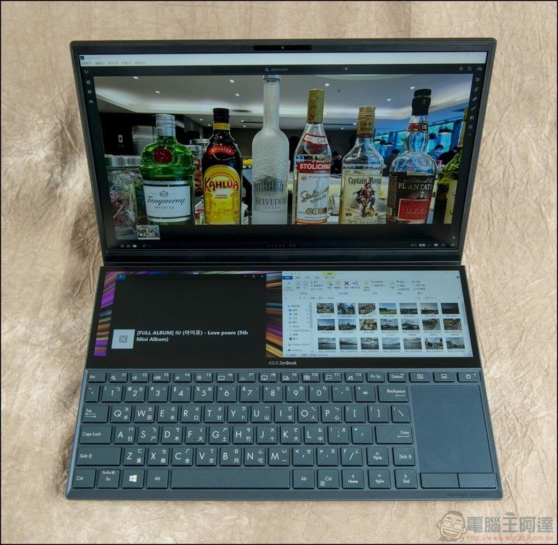 ASUS ZenBook Duo UX481 系統介紹 - 05