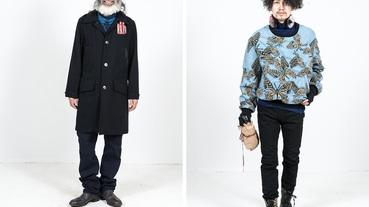 日系美學 / Kapital 2015 秋冬 Lookbook