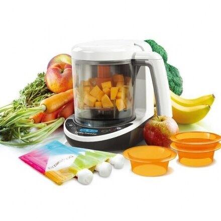 【Baby Brezza】 副食品自動料理機/調理機-數位版