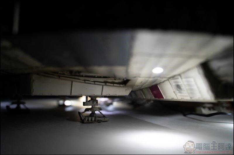千年鷹號 Millennium Falcon 1:1 模型開箱 - 21