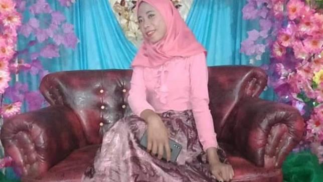 Nurmin (17), remaja Konawe Utara yang dibunuh kekasihnya, Rabu (6/11/2019).(Liputan6.com/Ahmad Akbar Fua)