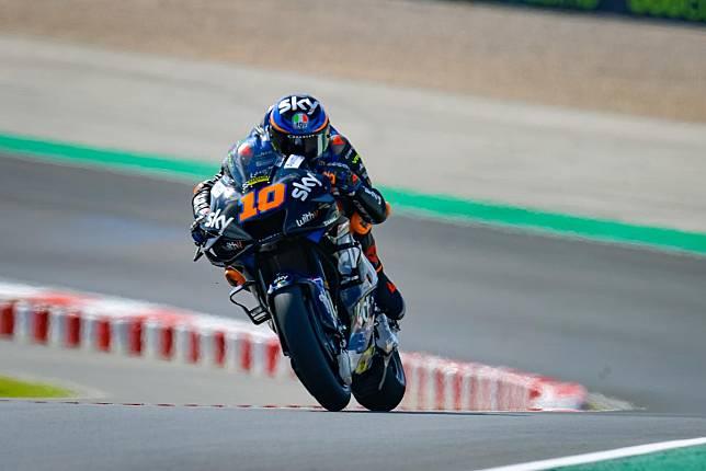 Punya Catatan Apik, Adik Valentino Rossi Tak Sabar Mentas di MotoGP Spanyol 2021