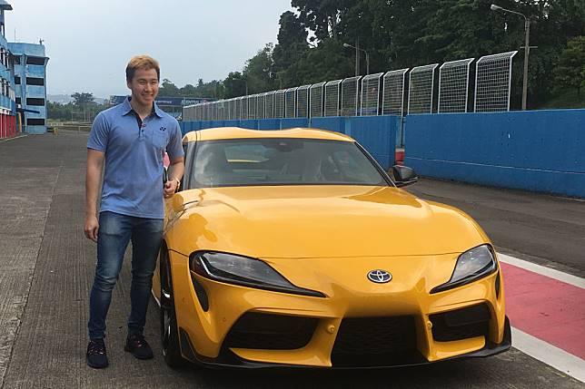Beli Toyota GR Supra, Marcus Gideon Mau Langsung Modifikasi