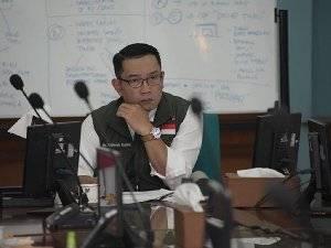 Lockdown di Jawa Barat di Zona Merah Covid-19