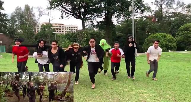 Parodi Trailer Avengers Infinity War Buatan Pelajar Malaysia