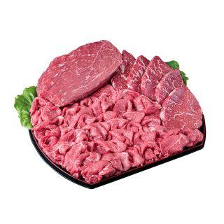 〈720牧場グループ牛〉牛モモ(国産) ・焼肉用・ステーキ用 100g当り