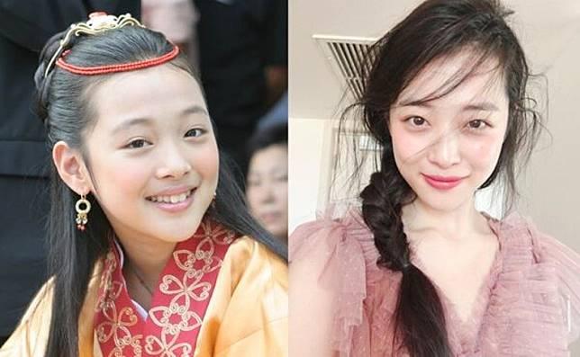 Sulli任童星時,於2005年在韓劇《薯童謠》中飾演小善花公主。