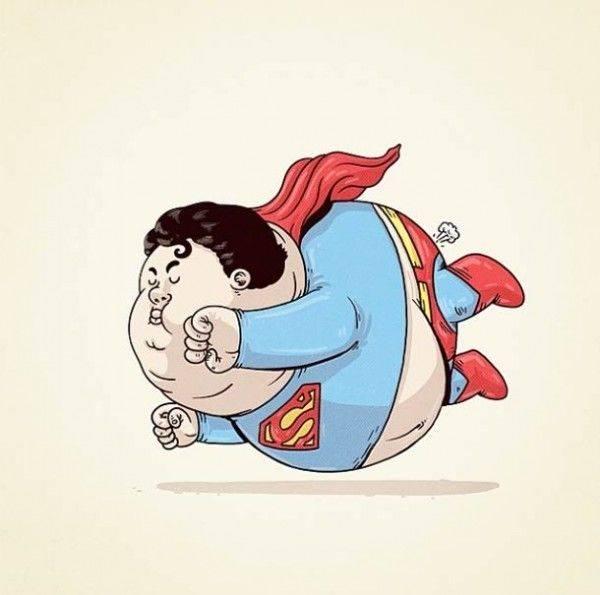 Download 88 Gambar Kartun Lucu Gendut Terlucu