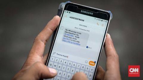 Penipuan Modus Poin Telkomsel Korban Rugi Rp50 Juta