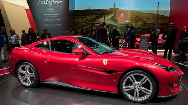 Ferrari Portofino sebagai ilustrasi [Shutterstock]..