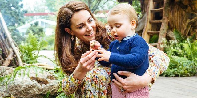 Kate Middleton Ungkapkan Hobi Pangeran Louis