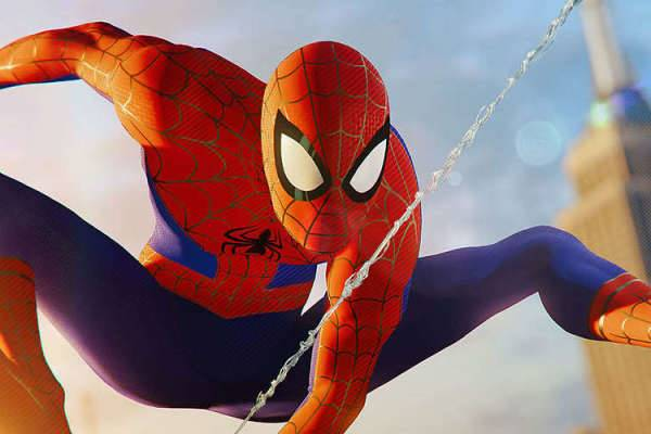 Sony Akuisisi Studio Pembuat Game Spider-Man PS4