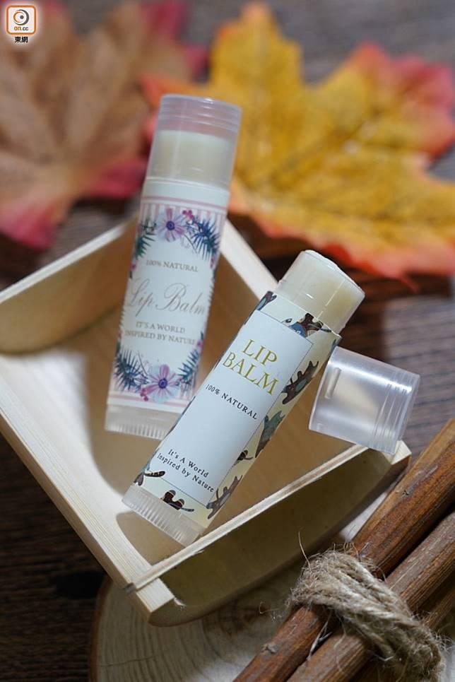 蜂蜜深層滋潤護唇膏(張群生攝)