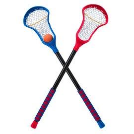 袋棍球起源於北美印第安人部落,其魅力在於使用前端具有網狀袋子的長棍作為傳接球工具,是一種團隊球類運動