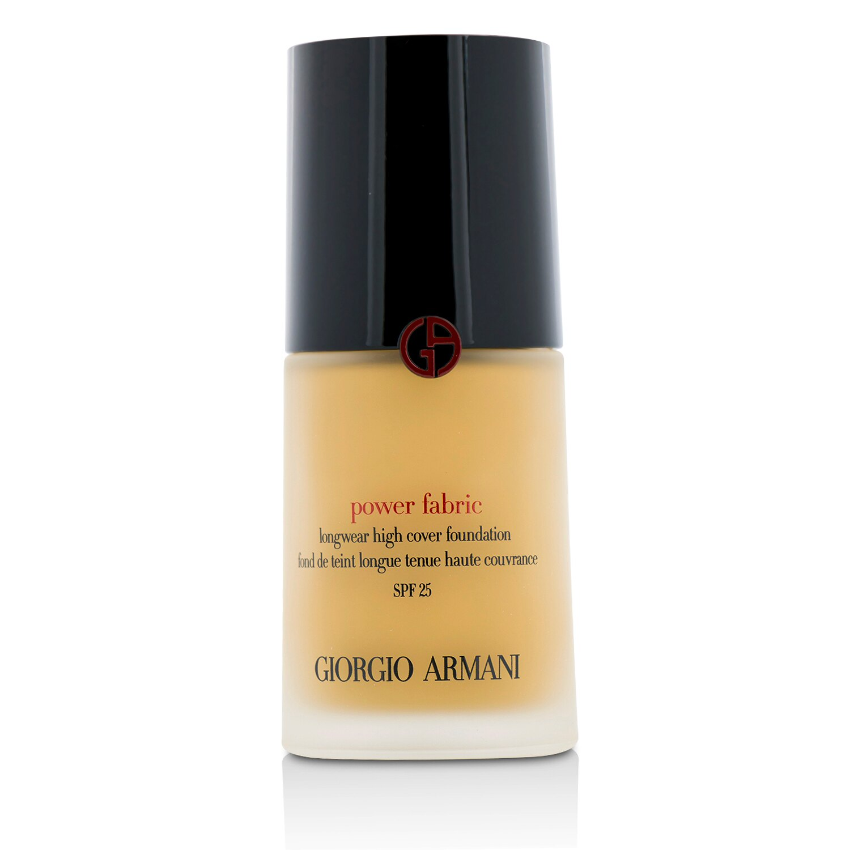 Giorgio Armani 亞曼尼 完美絲絨水慕斯粉底SPF 25 - # 4.5 (Light, Golden) 30ml/1oz