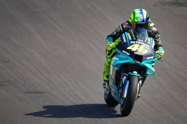 Punya Kenangan Manis di Sirkuit Jerez, Rossi Tak Sabar Rebut Podium