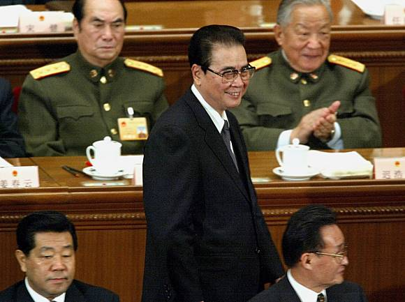 Former Chinese premier Li Peng dies aged 90            English    South China Morning Post
