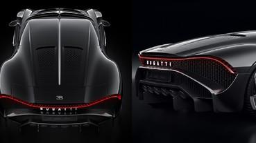 要價 5.6 億台幣全球最貴超跑!布加迪「黑車」 La Voiture Noire 買主還是保時捷創辦人孫子