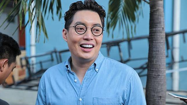 Edric Tjandra (Adrian Putra/bintang.com)
