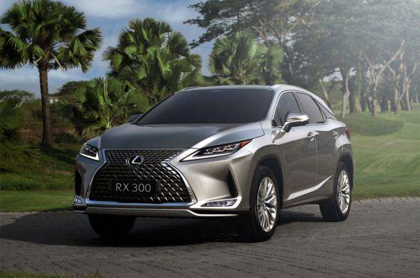 The New Lexus RX 300