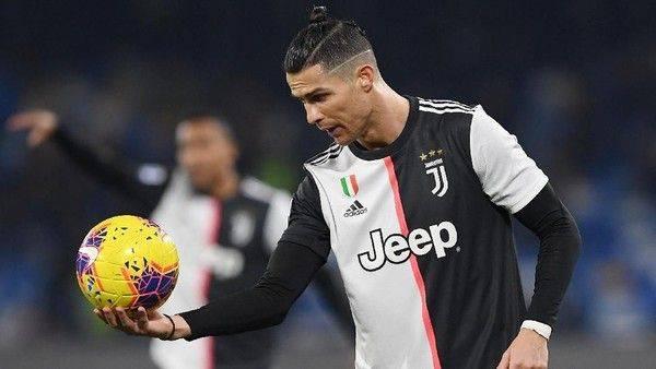 Ketika Juventus Mulai Terkena Syndrome Pass To Ronaldo