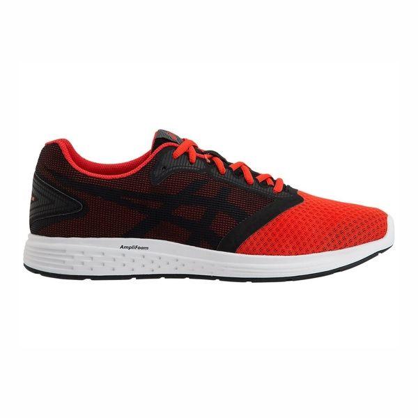 Asics Patriot 10 [1011A131-600] 男鞋 運動 慢跑 休閒 舒適 緩震 紅灰 亞瑟士